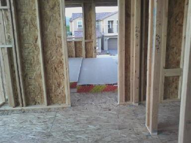 Shear wall, Wall framing, Framing walls, Framing a house, waferboard