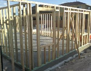Window Framing, Wall Framing
