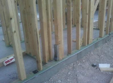 Framing a wall, Wall framing, Framing basement walls, Framing floors, Wooden frame houses