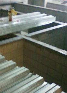 Metal deck, Concrete floor deck, Steel deck, Steel roof deck, Steel floor decking
